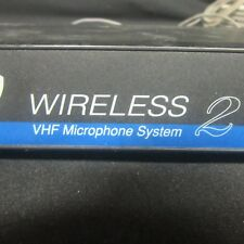 Nady Systems Wireless 2 Vhf Microphone System (N2)