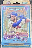 2020 Topps Gypsy Queen Hanger Box (1) Unopened.