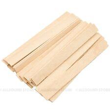 (24) Maple Wood Veneer Filler Strips Set for Fretless Bass Conversion