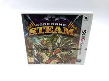 Nintendo 3DS Code Name: S.T.E.A.M./ STEAM + NEU& OVP/ NEW & SEALED+GRATISVERSAND