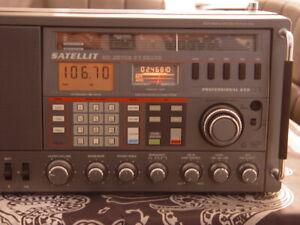 Grundig Satellit professional 650 Radio Transistorradio