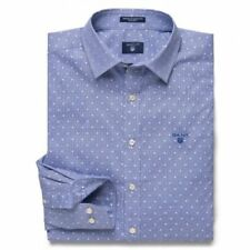 Camicie casual e maglie da uomo blu GANT taglia XXL