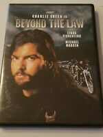 Beyond The Law [DVD] Charlie Sheen, Linda Florentino, Michael Madsen
