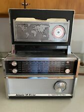 Vintage Delmonico Nivico All Transistor All Wave Radio