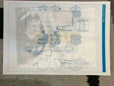 Elevator Car Thunderbirds US Blueprint Gerry Anderson