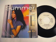 """DONNA SUMMER - The Woman In Me 7"""""""