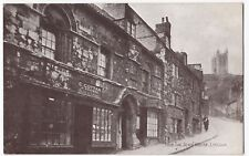 Lincoln; The Jew's House PPC, Local 1925 PMK By J Salmon