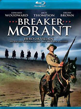 Breaker Morant Blu-ray Rare OOP Edward Woodward Bryan Brown Jack Thompson