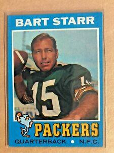 Bart Starr 1971 Topps #200