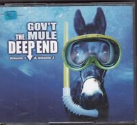 GOV'N MULE - the deep end vol 1 & vol 2  3 CD