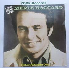 MERLE HAGGARD - Capitol Country Classics - Ex Con LP Record Capitol CAPS 1034