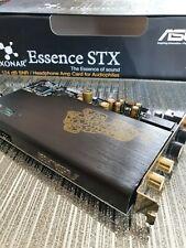 XONAR Essence STX 124 dB SNR/Headphone Amp Card for Audiophiles