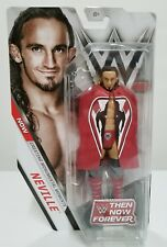 WWE ADRIAN NEVILLE THEN NOW FOREVER SERIES WITH ENTRANCE CAPE NEW FREE SHIPPING