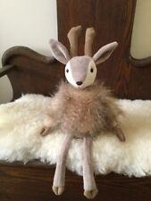 Jellycat London  Roxie Reindeer Deer Soft Fluffy Stuffed Plush