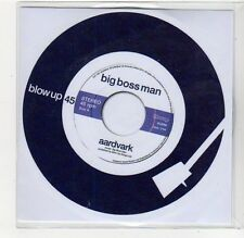 (FC703) Big Boss Man, Aardvark - 2014 DJ CD