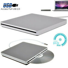 USB 3.0 Type C DVD CD Brenner DVD-RW Laufwerk Drive Extern für PC MAC Laptop NEU