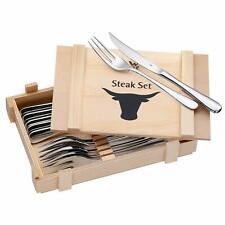WMF 1280239990 Set de Couteaux Steak 12 Pièces