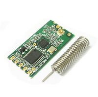 New HC-11 433Mhz Wireless to TTL CC1101 Module V1.9 Replace Bluetooth HC11 Great