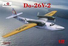 AMODEL 1/72 DORNIER do26 V-2 Lufthansa d-awds 'seefalke' Volante barca #72272
