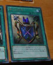 YU-GI-OH JAPANESE SECRET RARE HOLO CARD CARTE 15AX-JPY43 Knight's Title JAPAN **