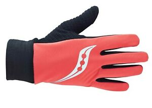 Saucony Unisex NOMAD Running Gloves, SA90479-VPE ( X-Large )