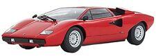 KYOSHO OUSIA 1/18 Lamborghini Countach LP400 Red Diecast KSC09531R