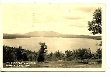 Mount Luft-See-Clarks Hill-New Hampshire-RPPC-Vintage Real Photo postcard