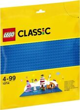 NEW LEGO Classic Blue Baseplate 10714 from Mr Toys