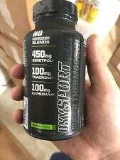 Musclepharm oxysport 120 Capsules Rare Find Expiry 6/17 Free Shipping