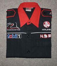 Original Holden Racing Team Formula 1 Sponshorship Two-Tone Polo Shirt Large