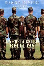 Un poeta entre reclutas. DVD.