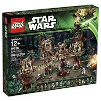 LEGO® Star Wars Ewok Village 10236 NEU & OVP SEALED PASST ZU 10221 10212 10227