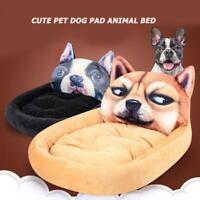 Large Dog Cat Cozy Bed Puppy Plush Cushion Sofa House Pet Soft Warm Kennel Mat