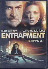 Entrapment (DVD, 2006, Special Edition Widescreen Sensormatic)