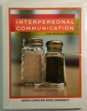 Interpersonal Communication by Kory Floyd ☆ NEW