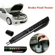 Brake Fluid Liquid Tester Pen Car Auto Oil Moisture Diagnostic Tool 5 Led USA .M