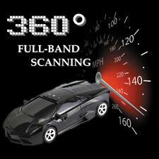 Car Radar Laser Detector Safety Speed Anti Police Voice Alert Detection