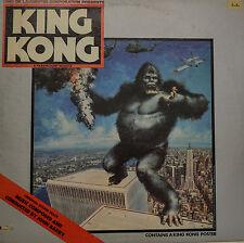 """OST - KING KONG LP 12"""" (S) 565)"""