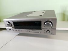 Denon Avr-1906 Amplifier Silver Fully Working Used Worn