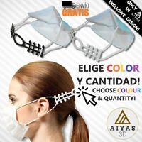 ⚕️SALVAOREJAS / EARSAVER👂- Sujeta Mascarillas Orejas Mask 3D ⭐1ª CALIDAD⭐