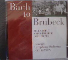 Bach to Brubeck London Symphony Orchestra Joel Revzen CD New Sealed  R26