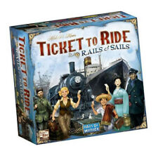 Days of Wonder Dow720026 Ticket to Ride Rails and Sails Game
