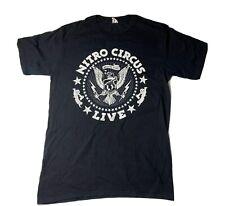 Nitro Circus Live T-shirt Balls of Steel - Size Medium