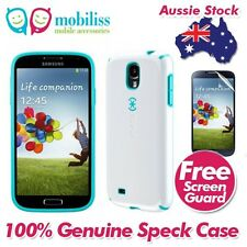 Genuine Speck CandyShell Dual Layer Case Samsung Galaxy S4 IV i9500 i9505 Blue