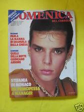 DOMENICA DEL CORRIERE ANNO 88 N. 8 22 FEBBRAIO 1986