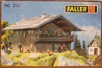 Faller  130335, Spur H0,  Bausatz Alpenhaus                          Faller 335