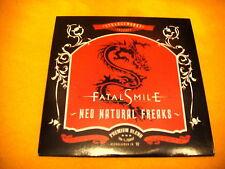 Cardsleeve Full CD FATAL SMILE Neo Natural Freaks PROMO 10TR 2006 heavy metal