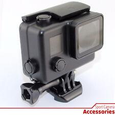Black Waterproof Housing Case For Gopro Hero 4 3+ Skeleton Protector