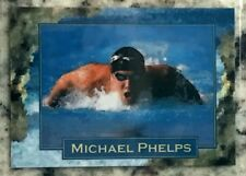 Michael Phelps 2005 Clutch Card # 24/100  Baltimore Bullet
