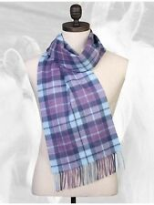 61c5b8f45b9c Unisex 100% Cashmere Tartan Scarf Womens   Mens Scarves New with Tags